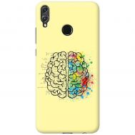Чехол для Huawei Honor 8X Mixcase мозг