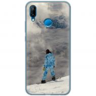 Чехол для Huawei P20 Lite Mixcase спорт сноуборд