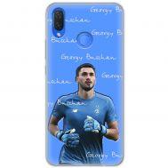 Чехол для Huawei P Smart Plus Mixcase футбол дизайн 2