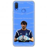 Чехол для Huawei P Smart Plus Mixcase футбол дизайн 4