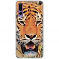 Чехол для Huawei P20 Pro Mixcase взгляд тигра