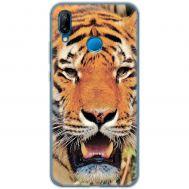 Чехол для Huawei P20 Lite Mixcase тигр дизайн 2