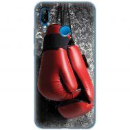 Чехол для Huawei P20 Lite Mixcase спорт дизайн 8