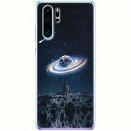 Чехол для Huawei P30 Pro Mixcase в космосе дизайн один 13