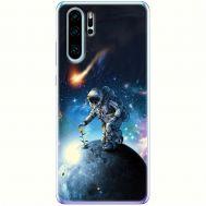 Чехол для Huawei P30 Pro Mixcase в космосе дизайн один 14