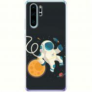 Чехол для Huawei P30 Pro Mixcase в космосе дизайн один 19