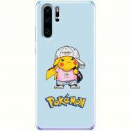 Чехол для Huawei P30 Pro Mixcase pokemon