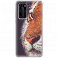 Чехол для Huawei P40 Mixcase тигр