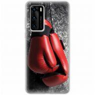 Чехол для Huawei P40 Mixcase спорт дизайн 8