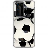 Чехол для Huawei P40 Pro Mixcase спорт дизайн 2