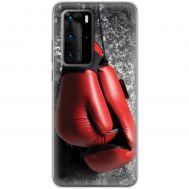 Чехол для Huawei P40 Pro Mixcase спорт дизайн 8