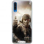 Чехол для Samsung Galaxy A50 / A50S / A30S Mixcase солдат