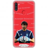 Чехол для Samsung Galaxy A11 / M11 Mixcase футбол дизайн 4