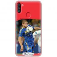 Чехол для Samsung Galaxy A11 / M11 Mixcase футбол дизайн 6