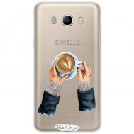 Чехол для Samsung Galaxy J5 2016 (J510) Mixcase девушки дизайн 21