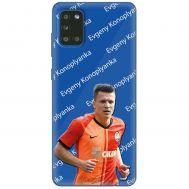 Чехол для Samsung Galaxy A31 (A315) Mixcase футбол дизайн 3
