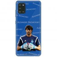 Чехол для Samsung Galaxy A31 (A315) Mixcase футбол дизайн 4