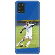 Чехол для Samsung Galaxy A31 (A315) Mixcase футбол дизайн 5