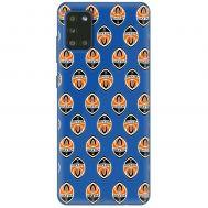 Чехол для Samsung Galaxy A31 (A315) Mixcase футбол дизайн 8