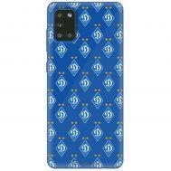 Чехол для Samsung Galaxy A31 (A315) Mixcase футбол дизайн 9