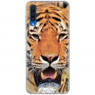 Чехол для Samsung Galaxy A50 (A505) Mixcase тигр дизайн 2