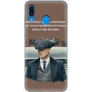 Чехол для Samsung Galaxy A20 / A30 острые козырьки 10