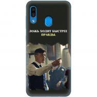 Чехол для Samsung Galaxy A20 / A30 острые козырьки 13