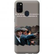 Чехол для Samsung Galaxy M21(M215) / M30S(M307) острые козырьки 8