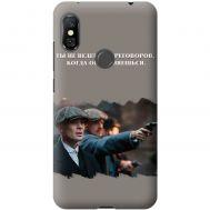 Чехол для Xiaomi Redmi Note 6 Pro Mixcase острые козырьки 8