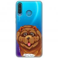 Чехол для Huawei P30 Lite Mixcase собачки дизайн 5