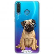 Чехол для Huawei P30 Lite Mixcase собачки дизайн 8
