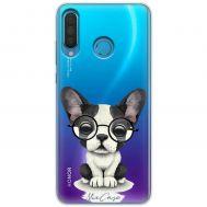 Чехол для Huawei P30 Lite Mixcase собачки дизайн 12