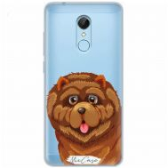 Чехол для Xiaomi Redmi 5 Mixcase собака чау чау