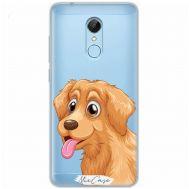 Чехол для Xiaomi Redmi 5 Mixcase собака попрошака