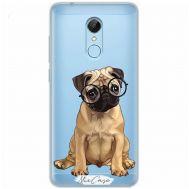 Чехол для Xiaomi Redmi 5 Mixcase собачки в очках