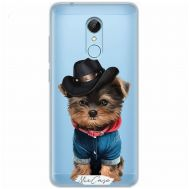 Чехол для Xiaomi Redmi 5 Mixcase собака йоршик