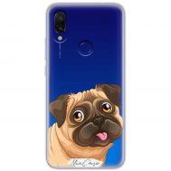 Чехол для Xiaomi Redmi 7 Mixcase собачки дизайн 4
