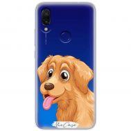 Чехол для Xiaomi Redmi 7 Mixcase собачки дизайн 6