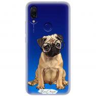 Чехол для Xiaomi Redmi 7 Mixcase собачки дизайн 8