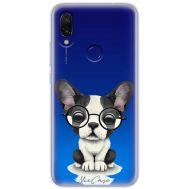 Чехол для Xiaomi Redmi 7 Mixcase собачки дизайн 12