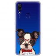 Чехол для Xiaomi Redmi 7 Mixcase собачки дизайн 15