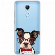 Чехол для Xiaomi Redmi 5 Mixcase собака учитель