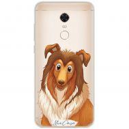 Чехол для Xiaomi Redmi 5 Plus Mixcase собачки дизайн 3