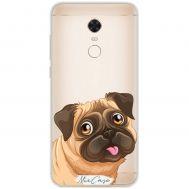 Чехол для Xiaomi Redmi 5 Plus Mixcase собачки дизайн 4