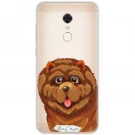 Чехол для Xiaomi Redmi 5 Plus Mixcase собачки дизайн 5