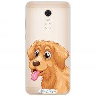 Чехол для Xiaomi Redmi 5 Plus Mixcase собачки дизайн 6