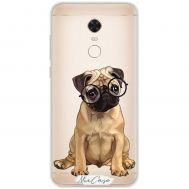 Чехол для Xiaomi Redmi 5 Plus Mixcase собачки дизайн 8