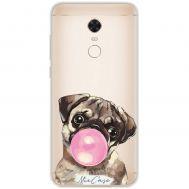 Чехол для Xiaomi Redmi 5 Plus Mixcase собачки дизайн 9