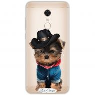 Чехол для Xiaomi Redmi 5 Plus Mixcase собачки дизайн 14