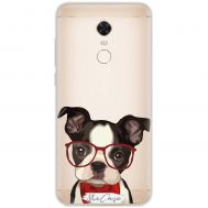 Чехол для Xiaomi Redmi 5 Plus Mixcase собачки дизайн 15